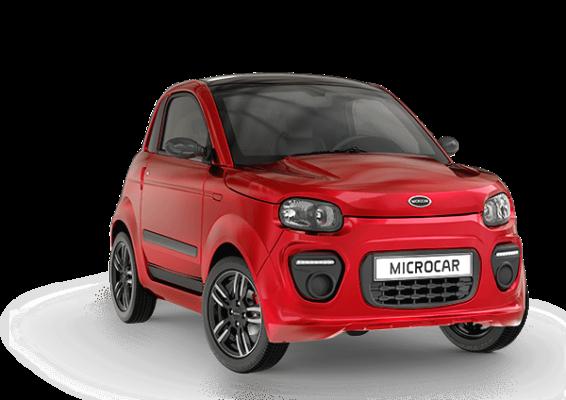 Microcar Dué voiture sans permis