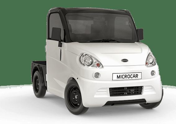 Microcar - Microcar M.Cross initial - voiture sans permis - utilitaire