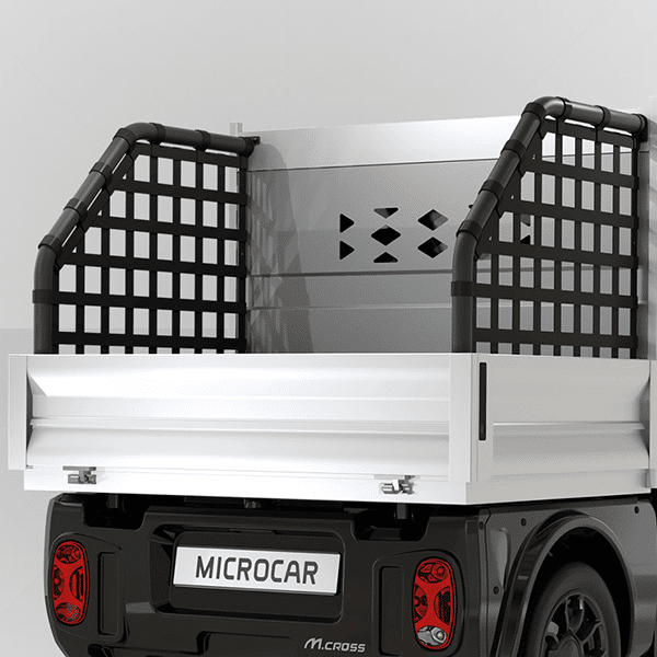 Pick-up sans permis Microcar
