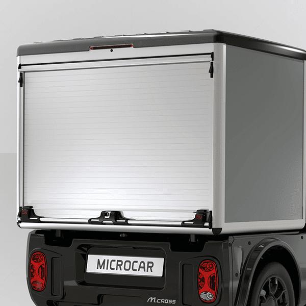 Van sans permis Microcar