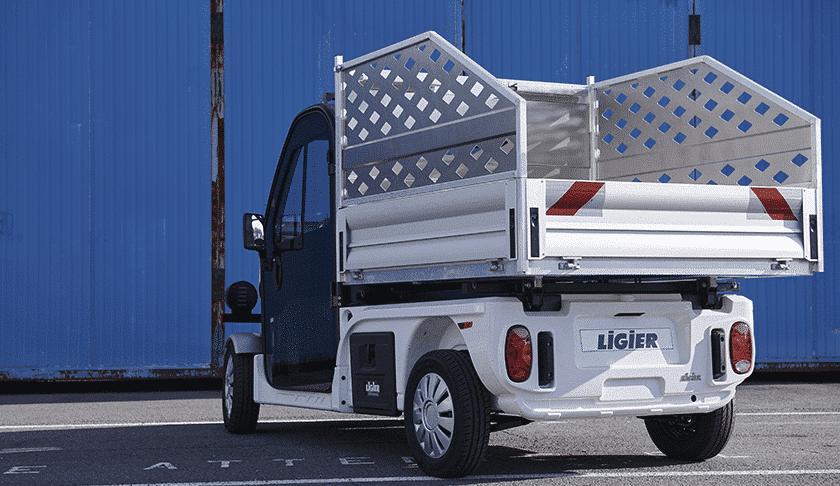 Utilitaire modulable Ligier Professional